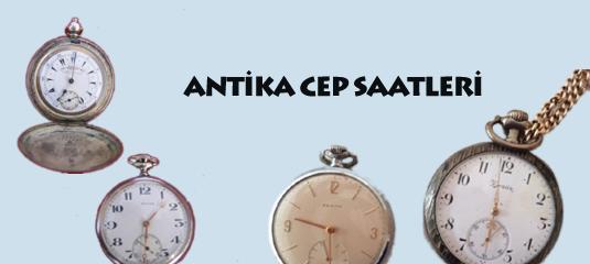Antika Cep saatleri